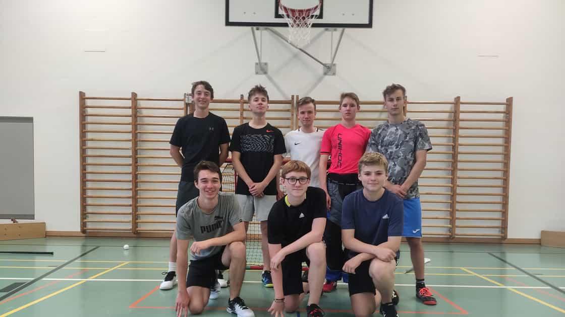 Das Junioren A Team