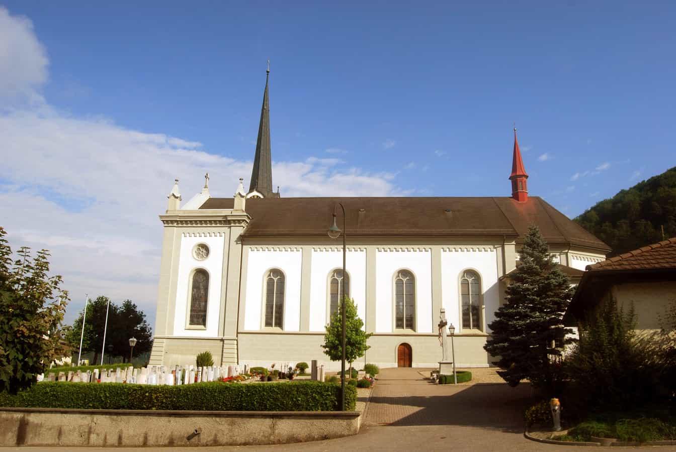 Kirche von Grossdietwil