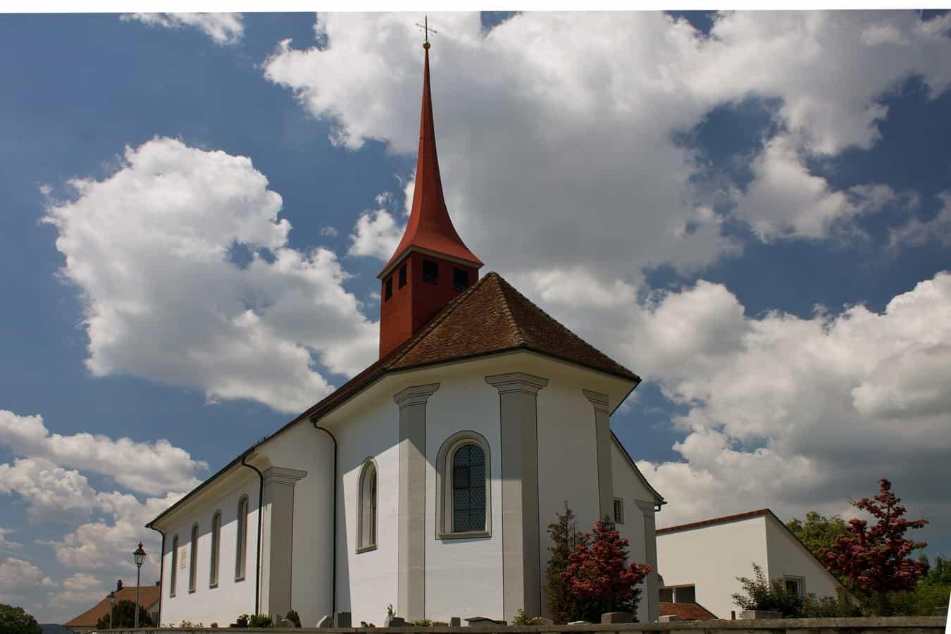 Die Katholische Kirche St. Gallus in Büron