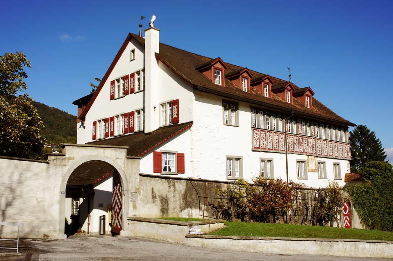 Schloss Rebstein
