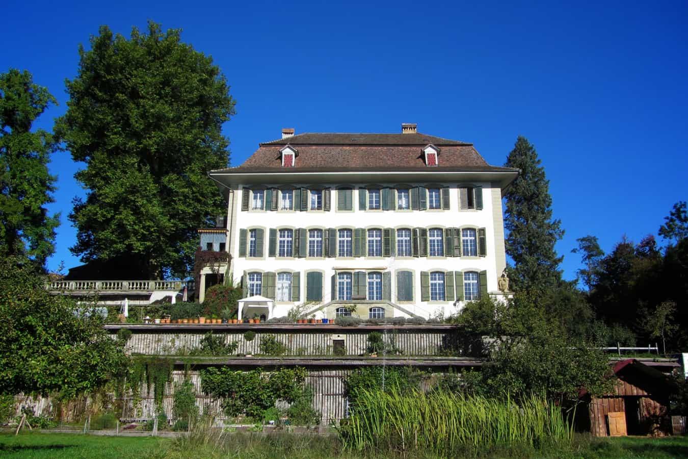 Schloss Reichenbach, Zollikofen, Switzerland