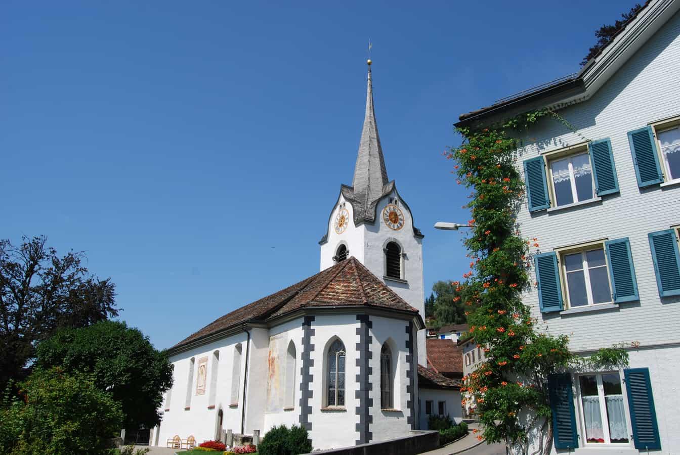 Kirche Oberhelfenschwil