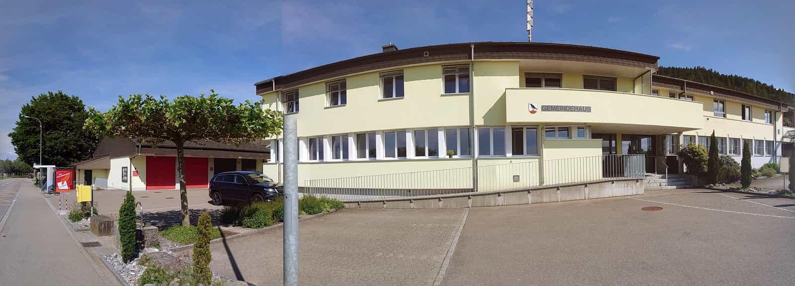 Gemeindehaus Untereggen