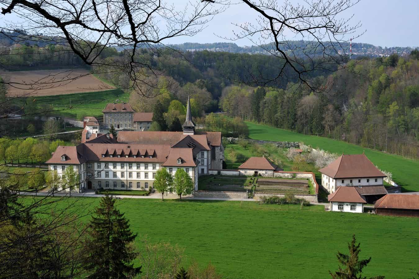Abbaye de Hauterive