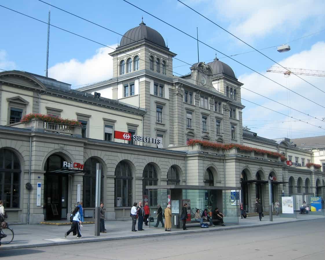 Winterthur Hauptbahnhof