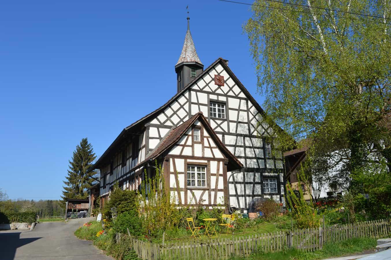 Schulhaus Fahrhof