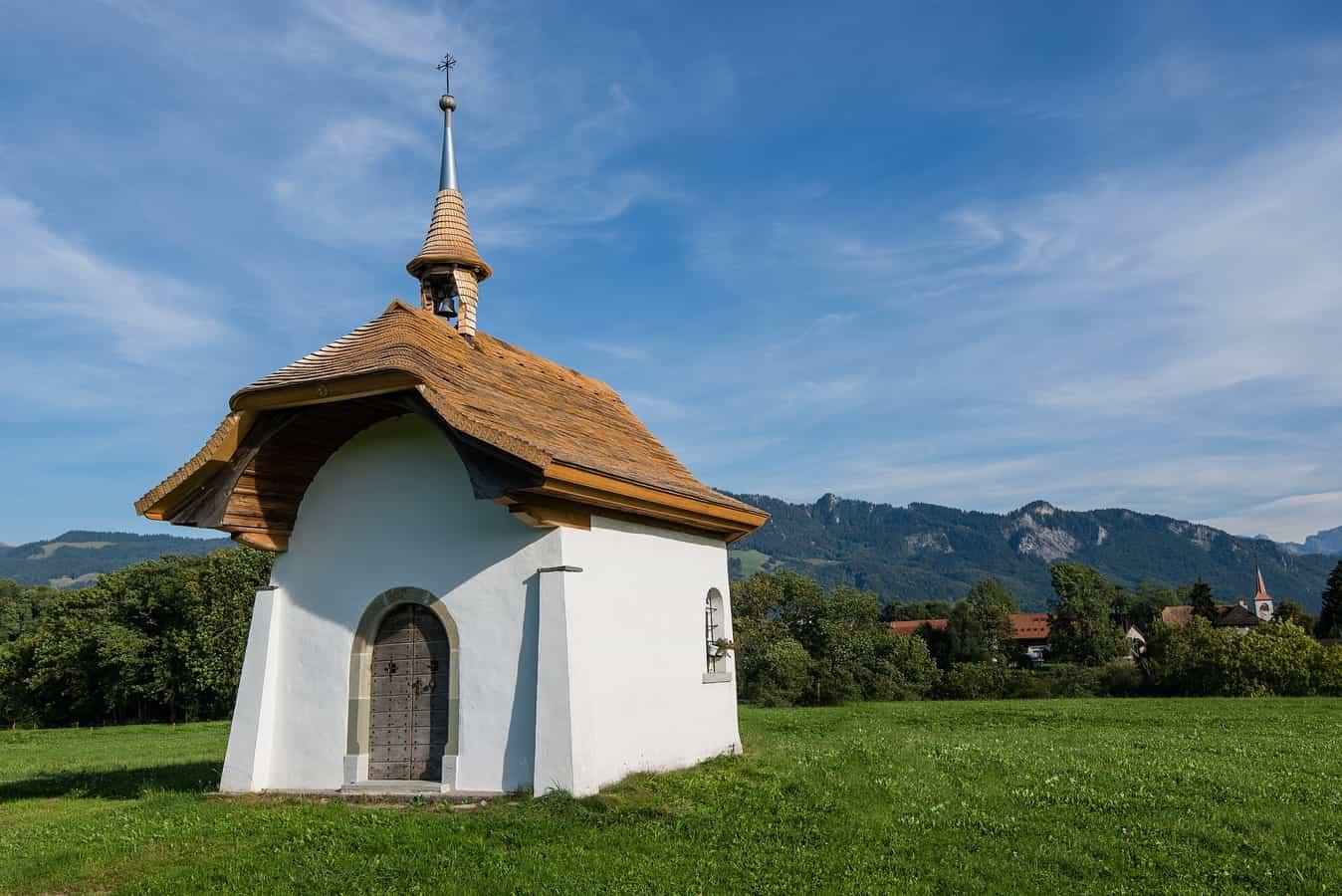 Chapelle St. Garin