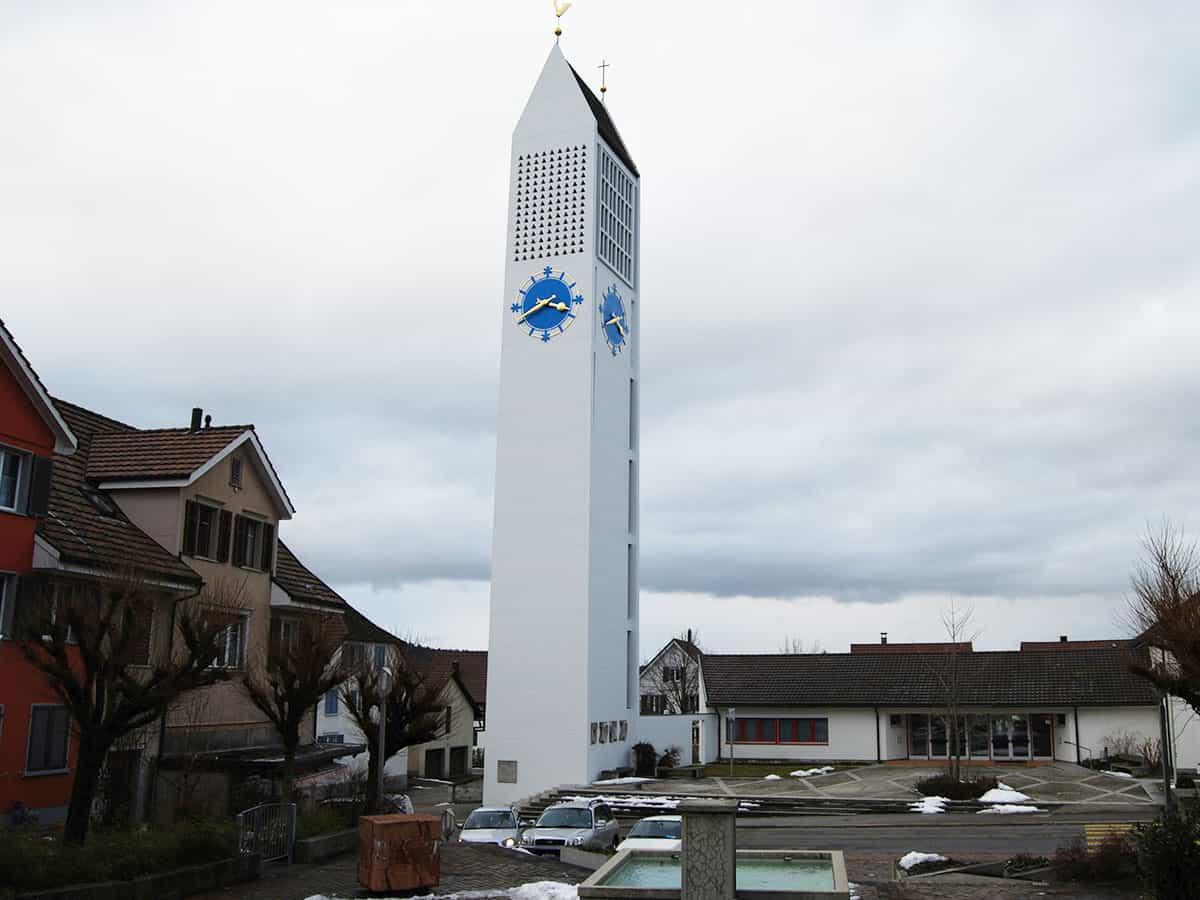 Evangelische Kirche Aadorf