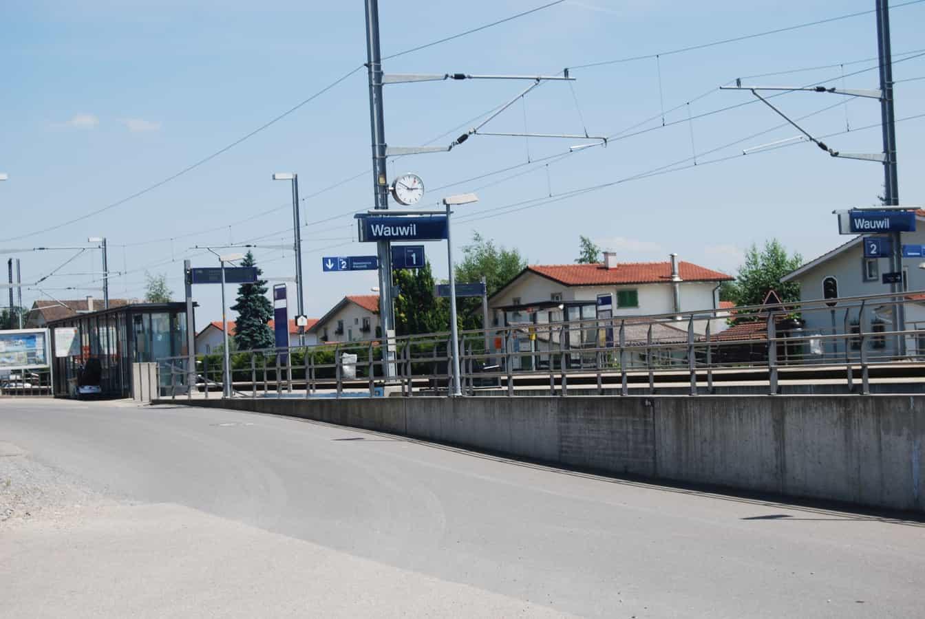 Bahnhof Wauwil