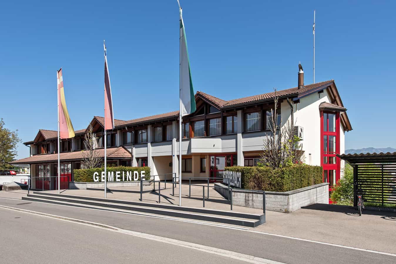 Gemeindehaus Schübelbach