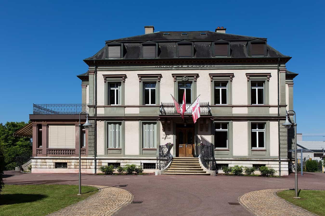 Mairie de Boncourt