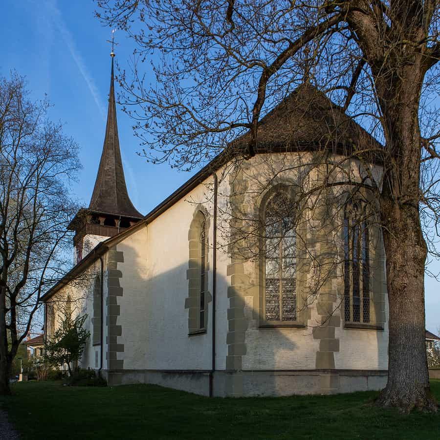 Reformierte Kirche von Jegenstorf