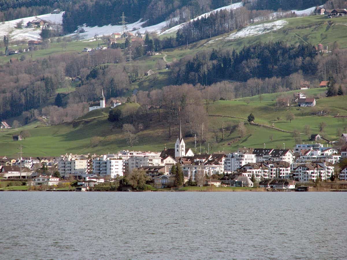 Altendorf (SZ) am Obersee