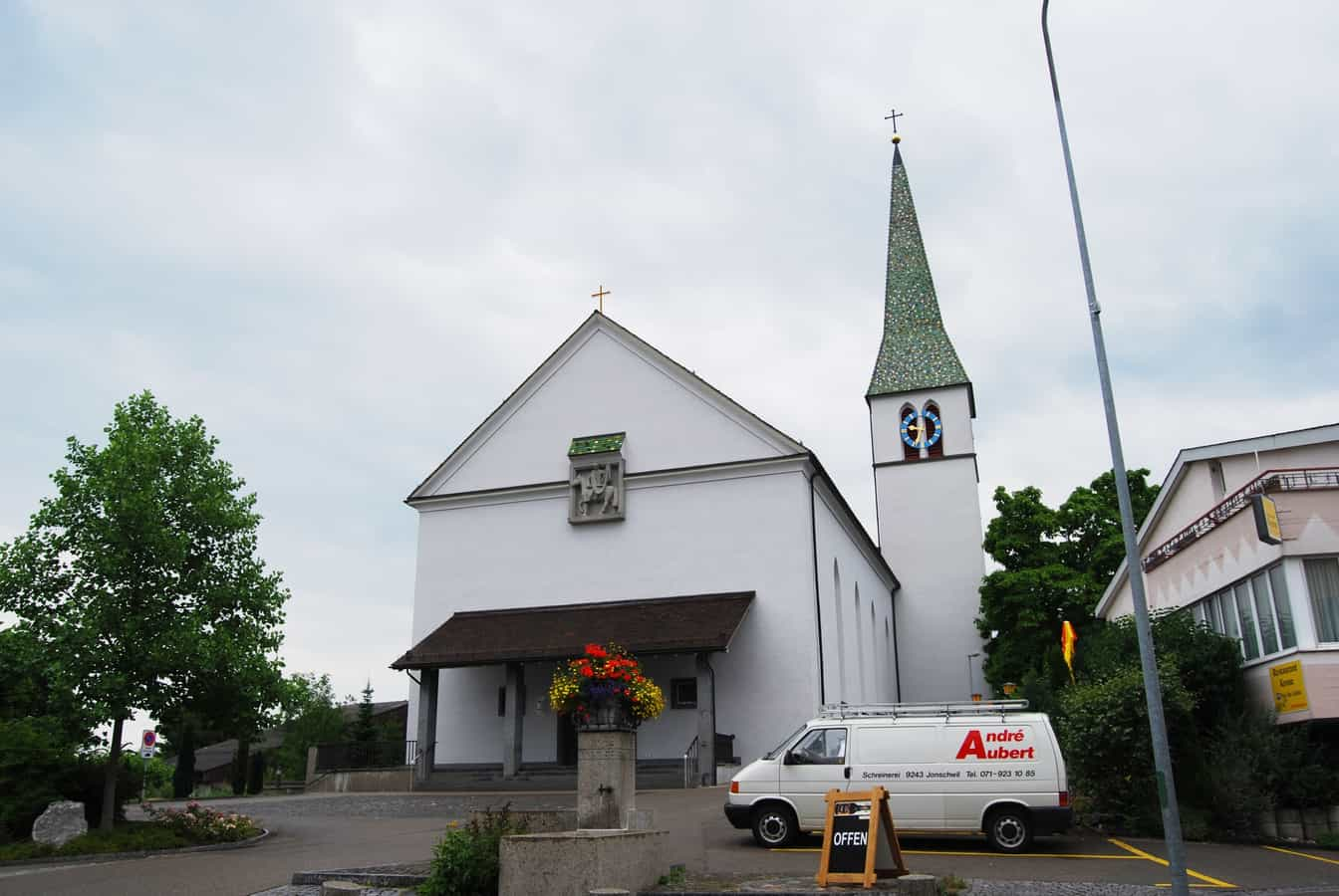 Kirche von Jonschwil