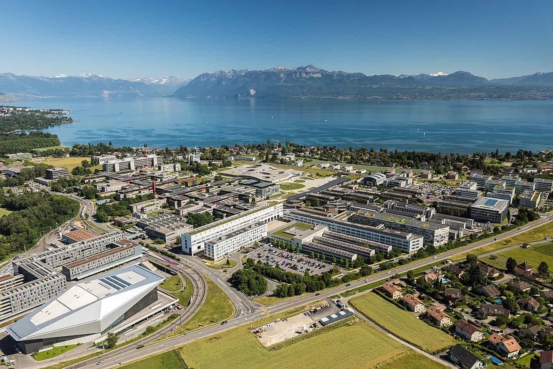 Campus der Universität Lausanne und der ETH Lausanne