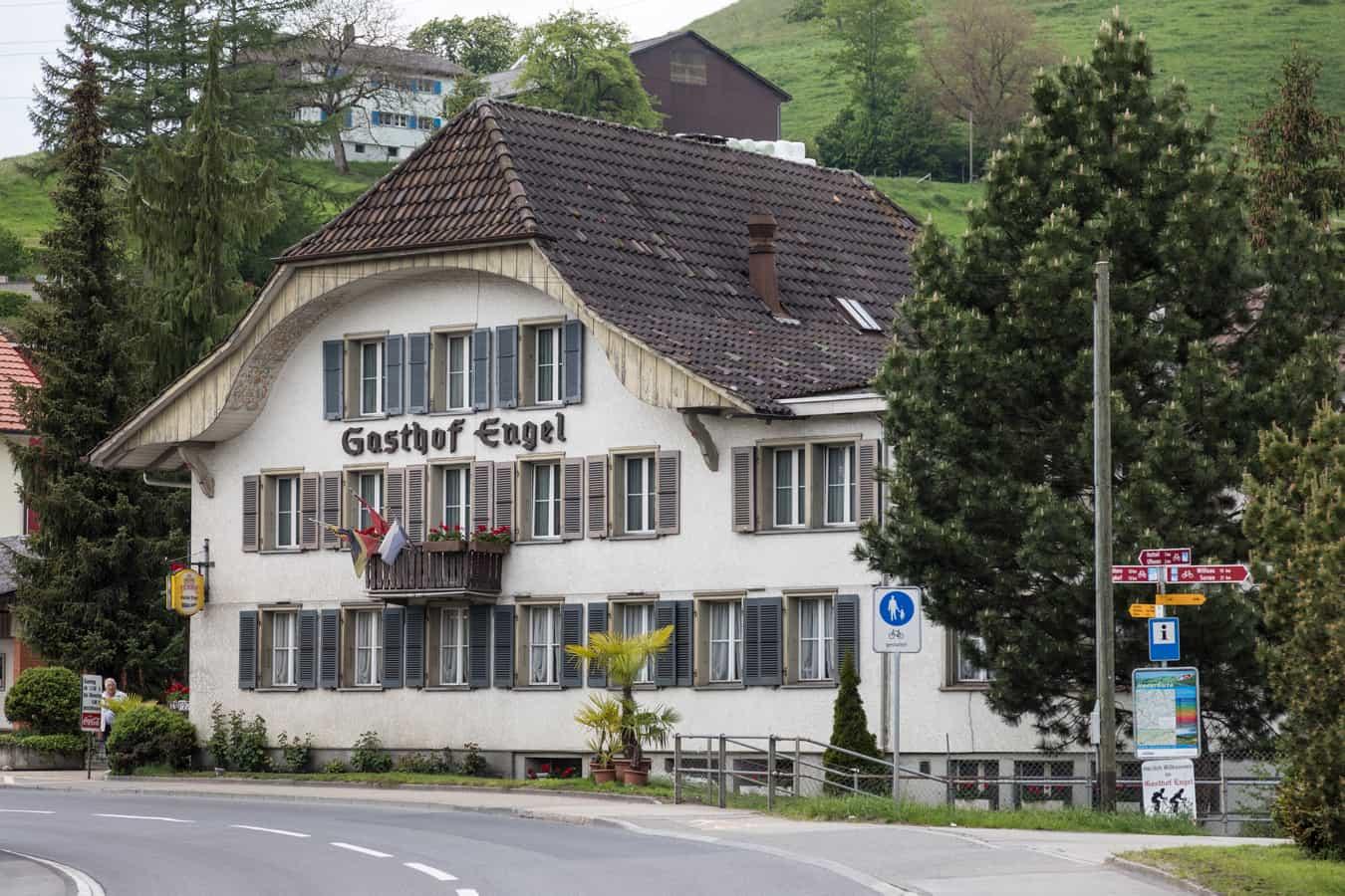 Gasthof Engel in Hüswil