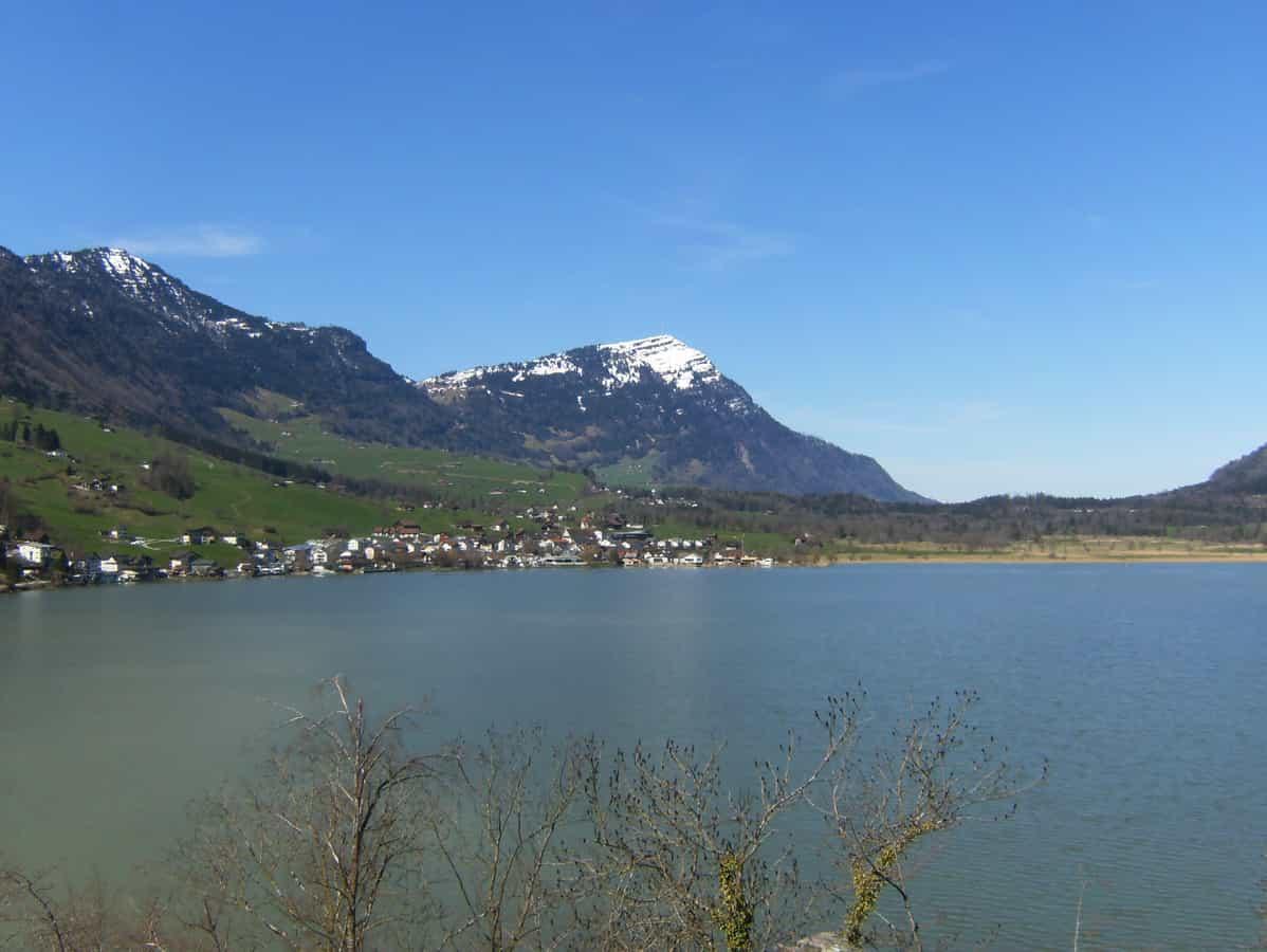 Lauerzer See und Lauerz