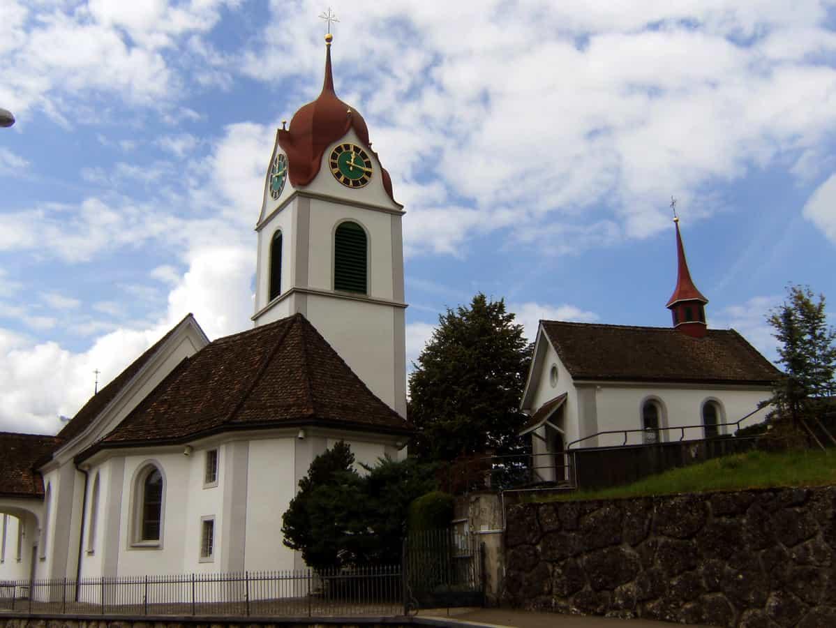 Kirche St. Anna Steinerberg
