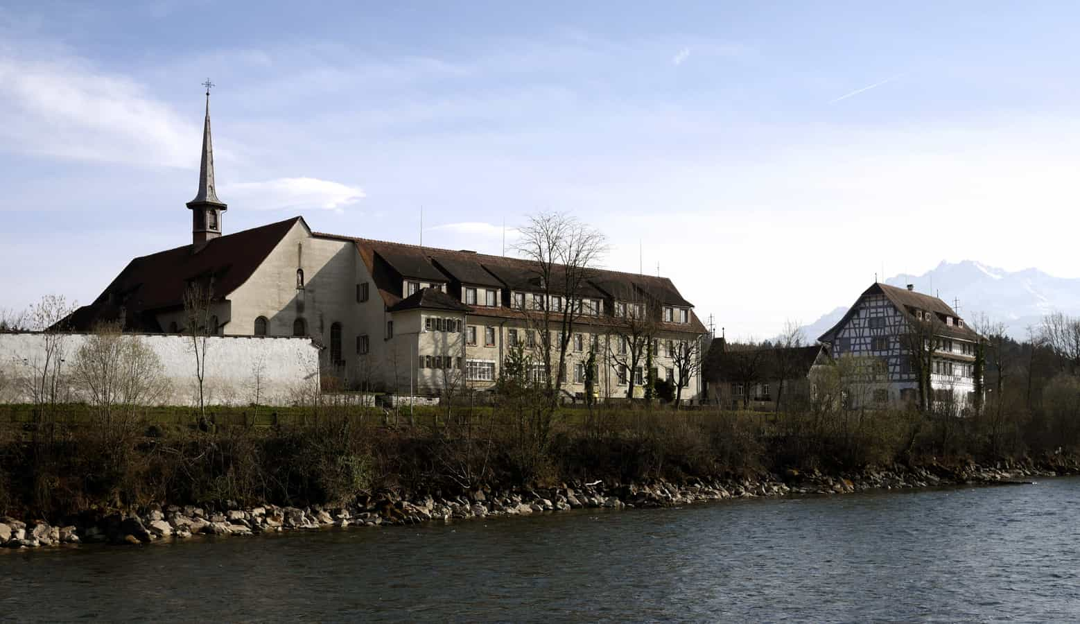 Ehemaliges Zisterzienserkloster Rathausen
