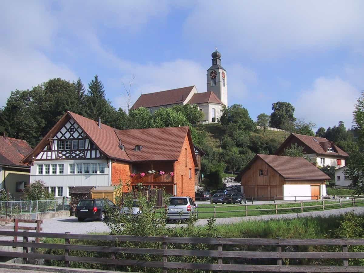 Dorfkirche Zuzwil
