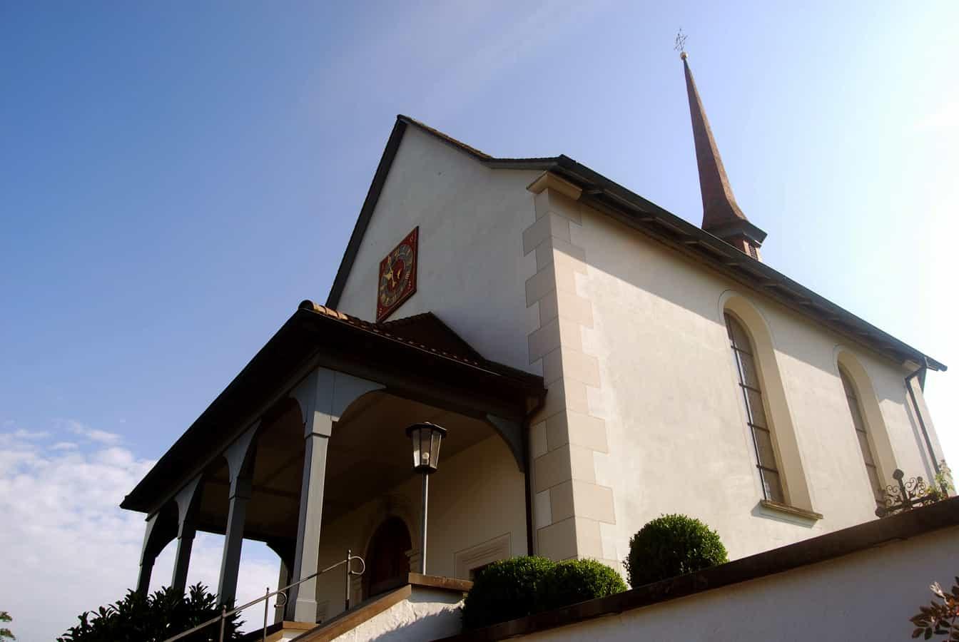 KapelleSt. Antonius von Paduain Altbüron