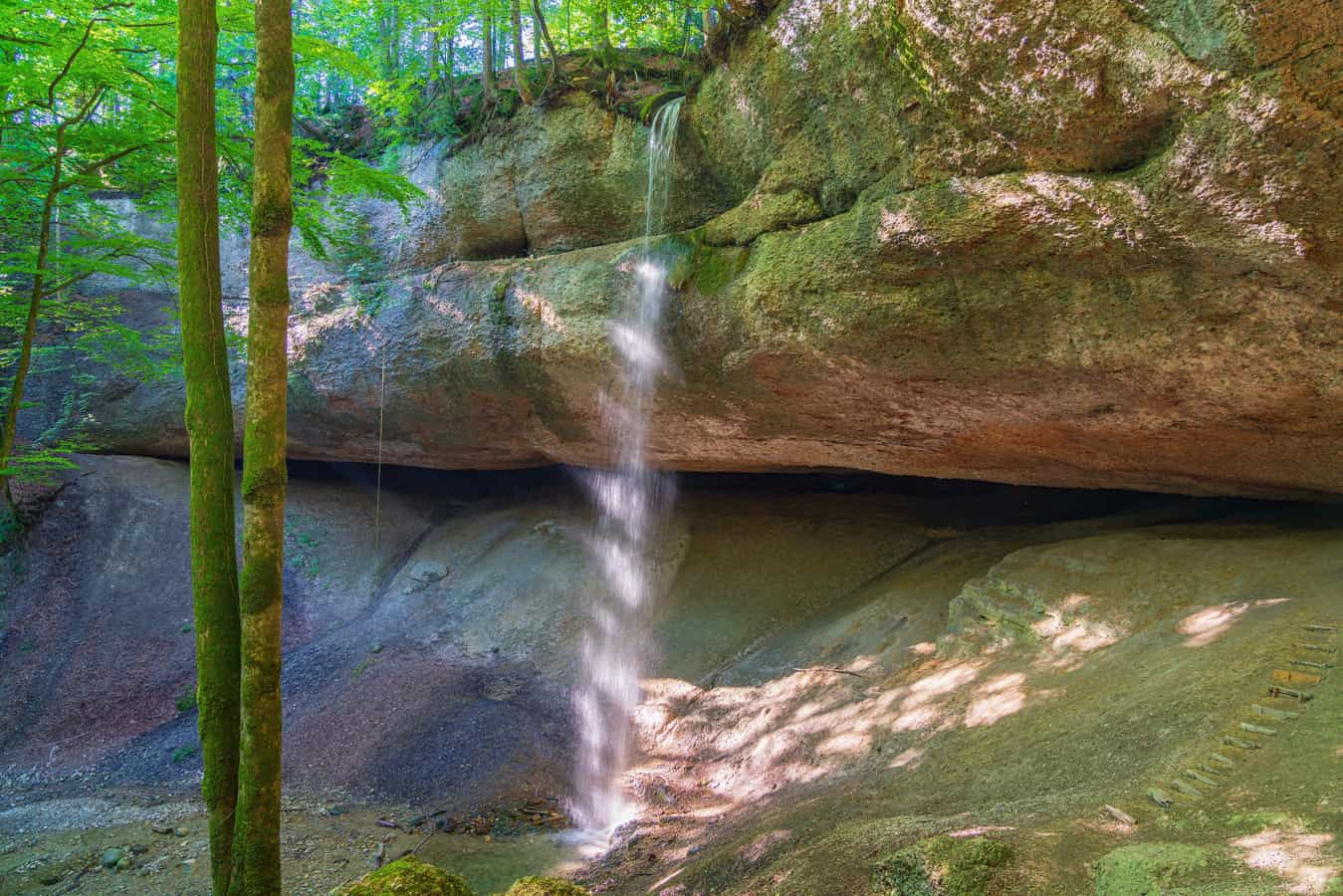 Wissengubel-Wasserfall