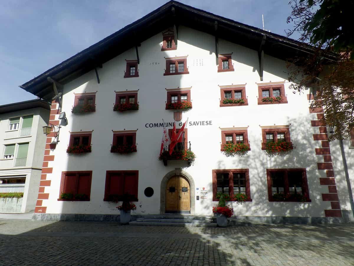 Maison du Commune de Savièse