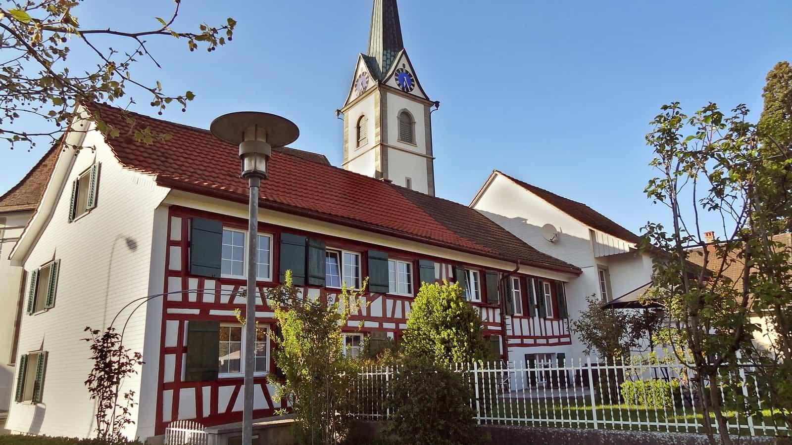 Oberdorf Altnau