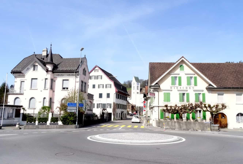 Dorfzentrum Tuggen