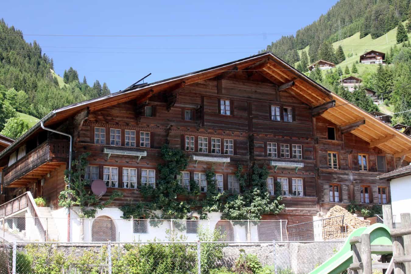 Statthalterhaus Jaun