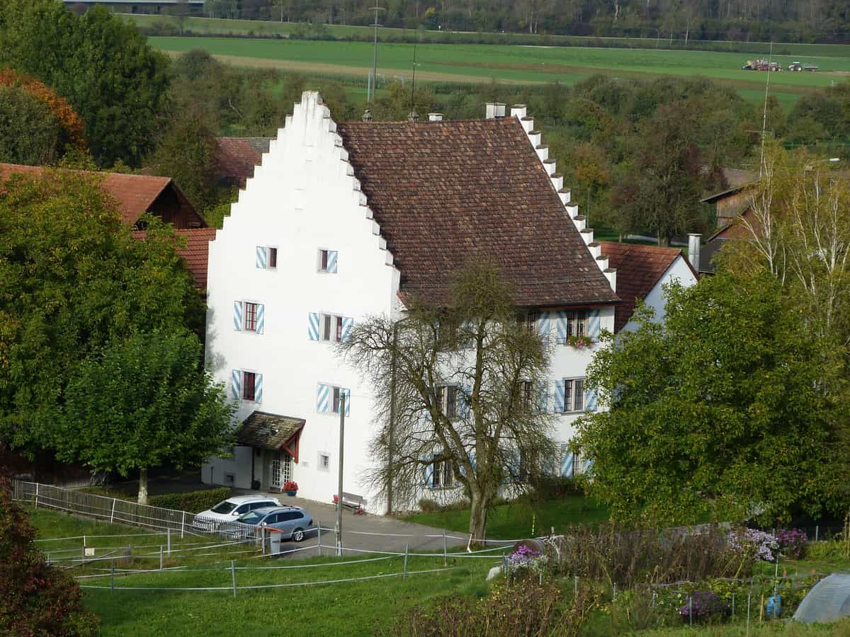 Schloss Hüttlingen