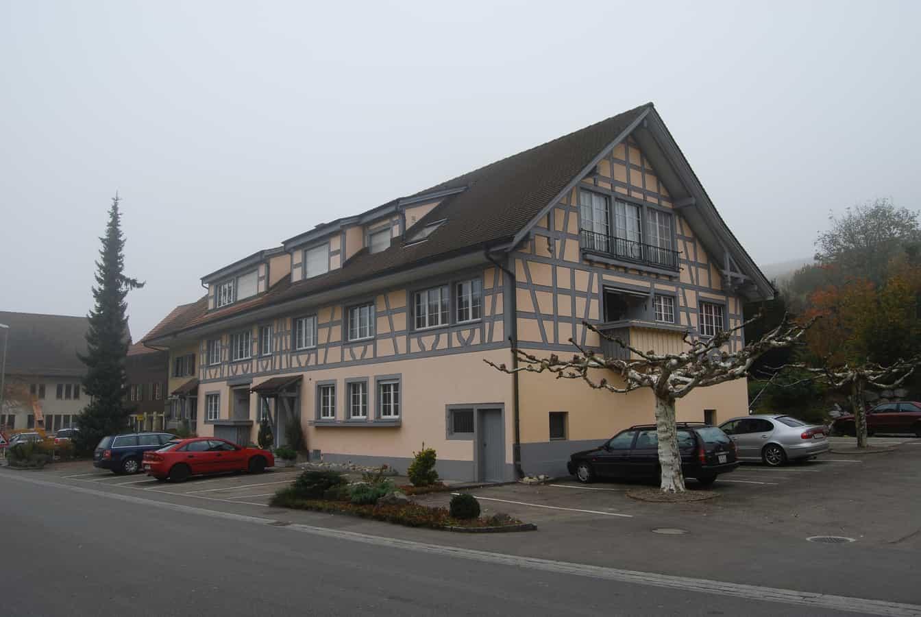 Fachwerkhaus in Trüllikon