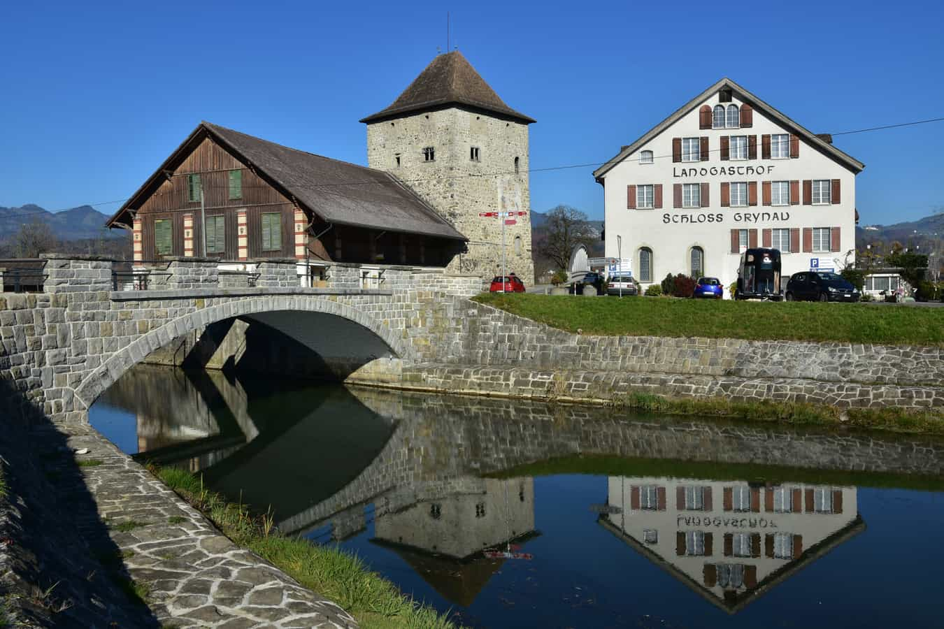 Schloss Grynau