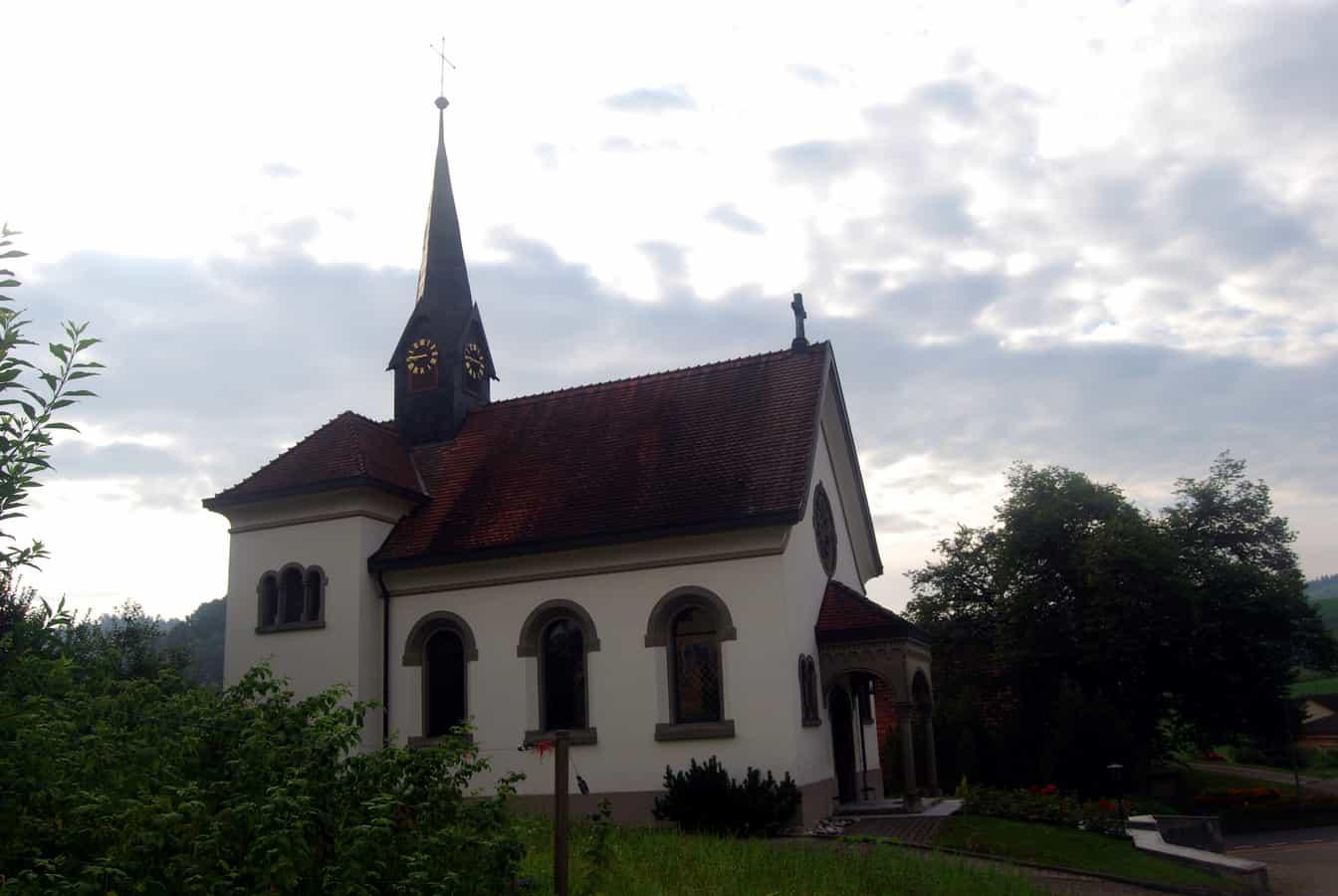 Kirche von Roggliswil