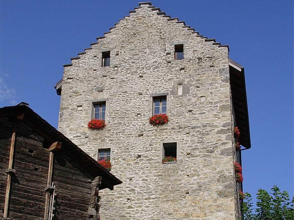 Château de Grimisuat