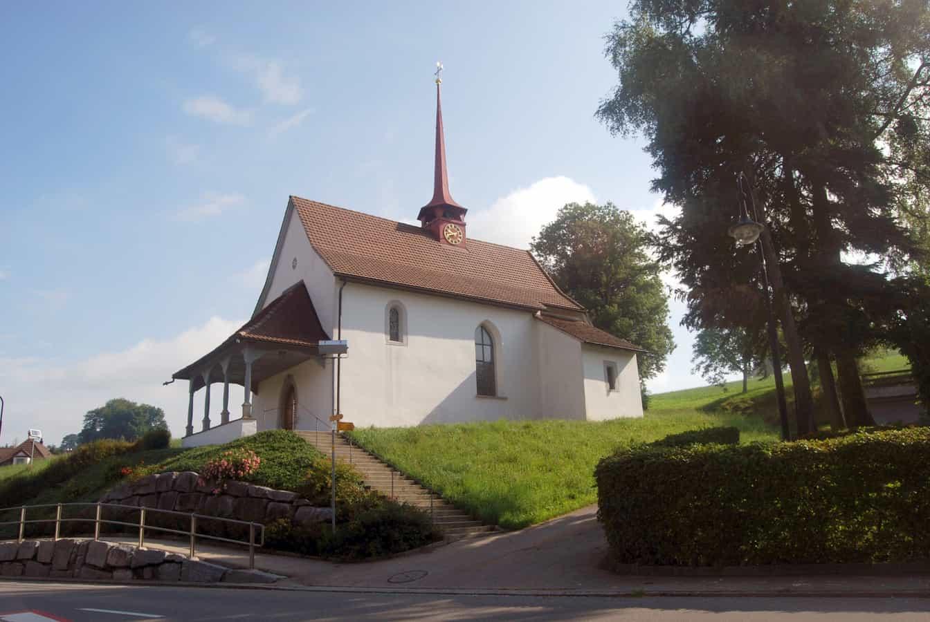 Kapelle St. Aper Fischbach