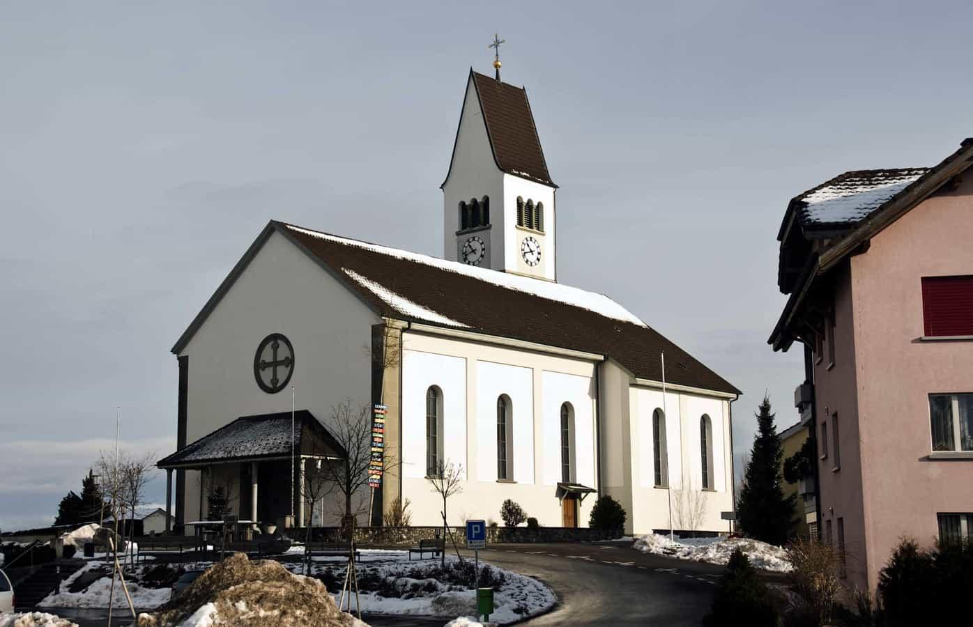 Kirche von Römerswil