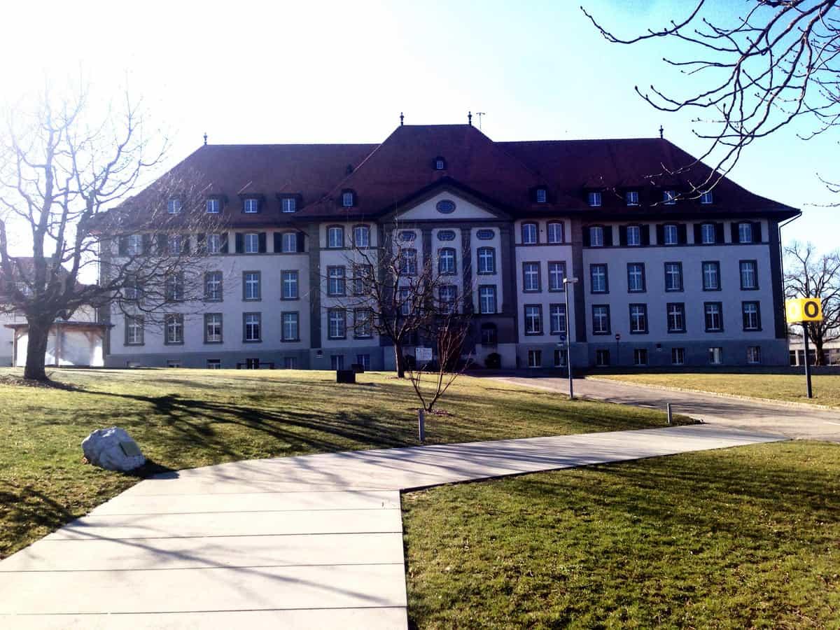 Institut agricole de Grangeneuve